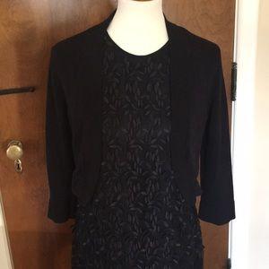 Jessica Howard cropped Bolero sweater